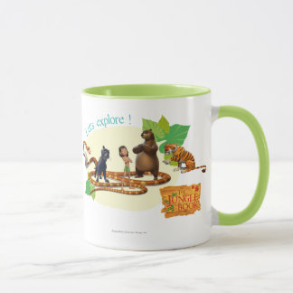 Jungle Book Group Shot 4 Mug