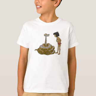 Jungle Book Kaa and Mowgli Disney T-Shirt