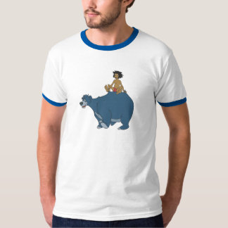 Jungle Book Mowgli Baloo Disney T-Shirt