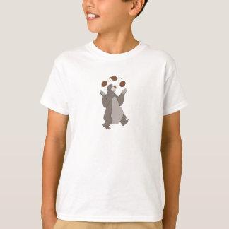 Jungle Book's Baloo Juggling Disney Shirts
