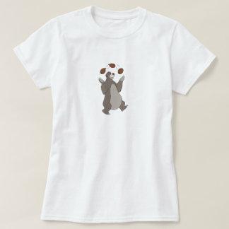 Jungle Book's Baloo Juggling Disney T-shirts