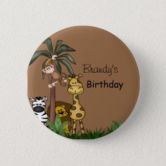 Jungle  Button