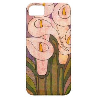 Jungle Calla Lilies iPhone 5 Case