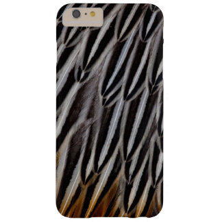 Jungle cock feathers close-up barely there iPhone 6 plus case