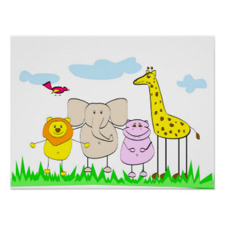 Jungle Cubs - Friends Forever Poster