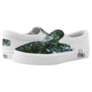 Jungle Custom Zipz Slip On Shoes,  Men & Women