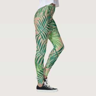 Jungle Design Leggings