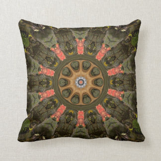 Jungle Fever. Throw Pillow