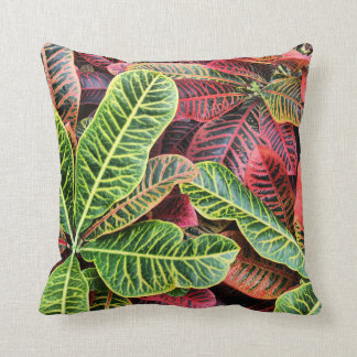 Jungle Fever Throw Pillow