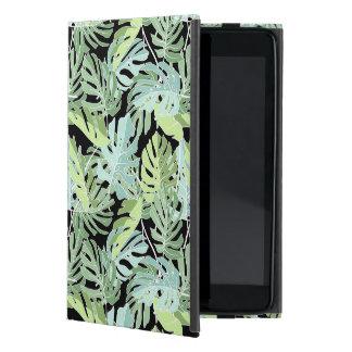 Jungle Floral Pattern iPad Mini Covers