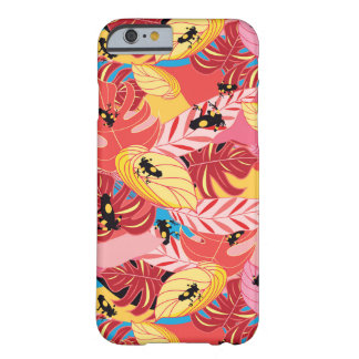Jungle Frogs Barely There iPhone 6 Case