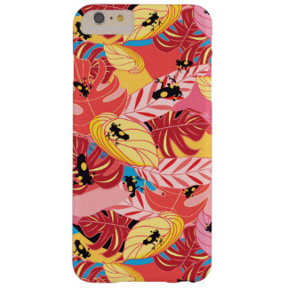 Jungle Frogs Barely There iPhone 6 Plus Case
