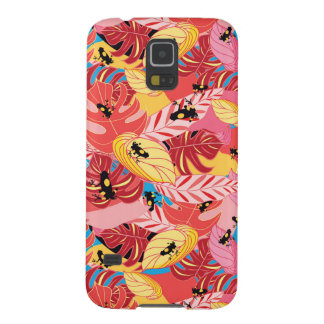 Jungle Frogs Case For Galaxy S5