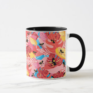 Jungle Frogs Mug
