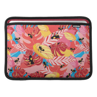 Jungle Frogs Sleeve For MacBook Air