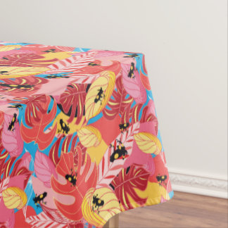 Jungle Frogs Tablecloth
