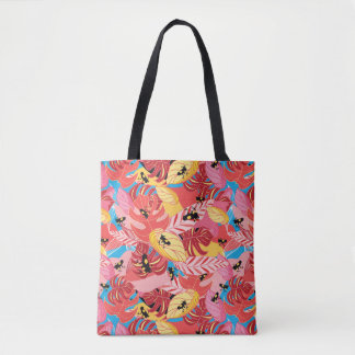 Jungle Frogs Tote Bag