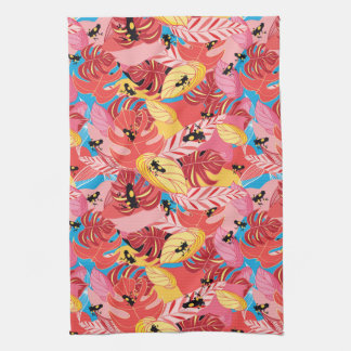 Jungle Frogs Towels