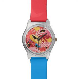 Jungle Frogs Wristwatch