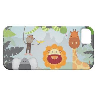 Jungle Fun iPhone 5 Covers