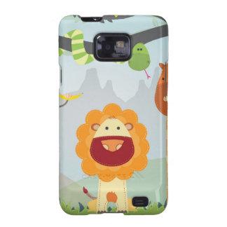 Jungle Fun Galaxy SII Cover