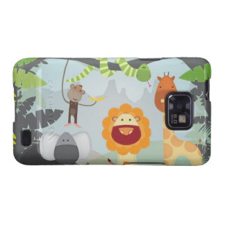 Jungle Fun Galaxy S2 Covers