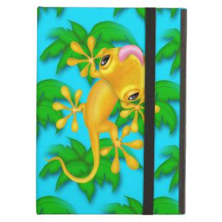Jungle Gecko iPad Air Powis case