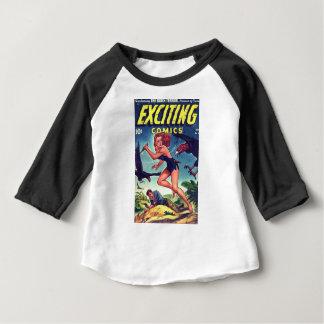 Jungle Girl and Condo Baby T-Shirt