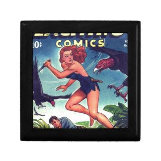 Jungle Girl and Condo Gift Box