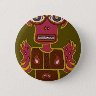 Jungle Ifrit 2 Inch Round Button