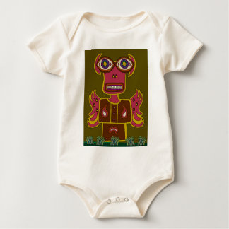 Jungle Ifrit Baby Bodysuit