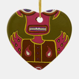 Jungle Ifrit Ceramic Ornament