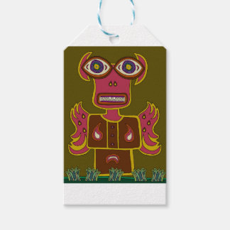 Jungle Ifrit Gift Tags