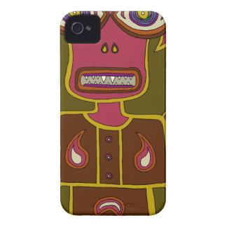 Jungle Ifrit iPhone 4 Case-Mate Case