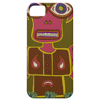 Jungle Ifrit iPhone 5 Case