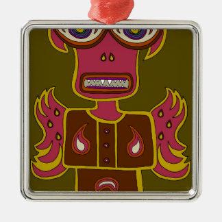 Jungle Ifrit Metal Ornament