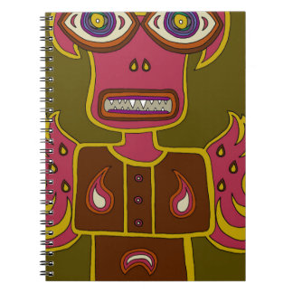 Jungle Ifrit Notebook