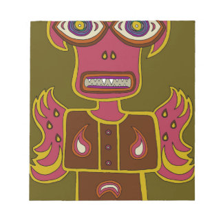 Jungle Ifrit Notepad
