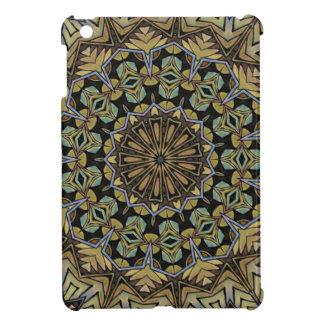 Jungle Kalidoscope iPad Mini Cover