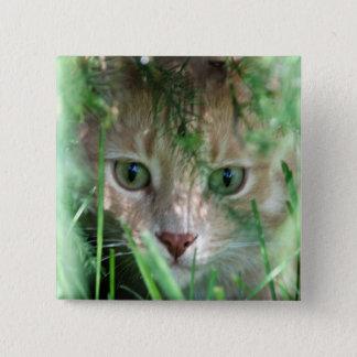 Jungle Legend 2 Inch Square Button