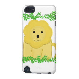 Jungle Lion iPod Touch (5th Generation) Cover