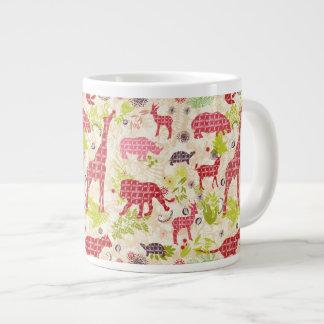 Jungle Paradise Giant Coffee Mug