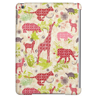 Jungle Paradise iPad Air Cover