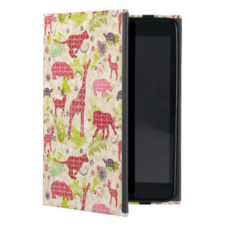 Jungle paradise iPad mini case
