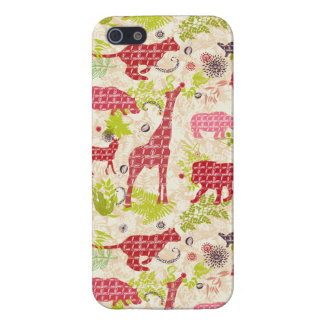 Jungle paradise iPhone 5/5S covers