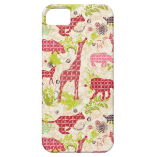 Jungle paradise iPhone 5 covers