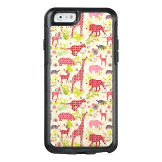 Jungle paradise OtterBox iPhone 6/6s case