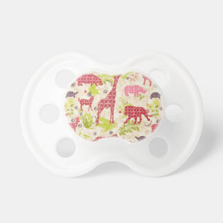 Jungle Paradise Pacifiers