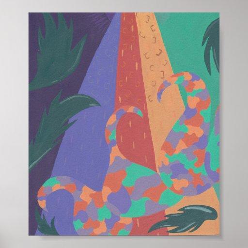 """Jungle"" Poster"