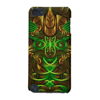 Jungle Roots Mandala iPod Touch (5th Generation) Cases